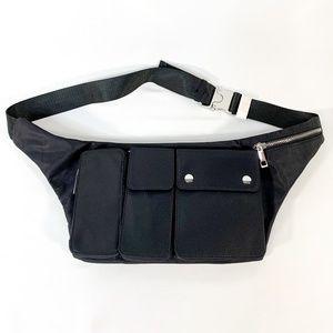 ASOS Five Pocket Fanny Pack Crossbody Bum Bag